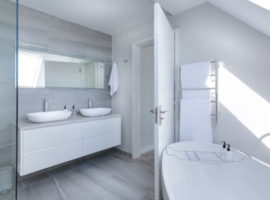 bezstresowy remont łazienki